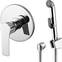 Гигиенические души Imprese Смеситель скрытого монтажа с гигиеническим душем Imprese Kucera VR30105Z-BT