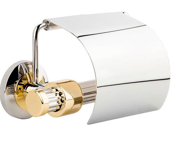 Держатель туалетной бумаги Kugu Maximus 611C&G