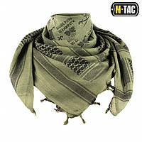 M-Tac шарф шемаг Більше разу не вмирати Olive/Black, фото 1