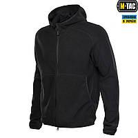 M-Tac кофта Lite Microfleece Hoodie Black