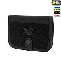 M-Tac кошелек с липучкой Premium Large Black