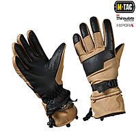 M-Tac перчатки зимние тактические Polar Thinsulate койот, фото 1