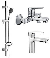 Наборы смесителей для ванны Imprese Набор смесителей для ванны Imprese Kit20080