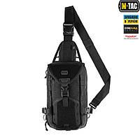 M-Tac рюкзак однолямочный Premium черный, фото 1
