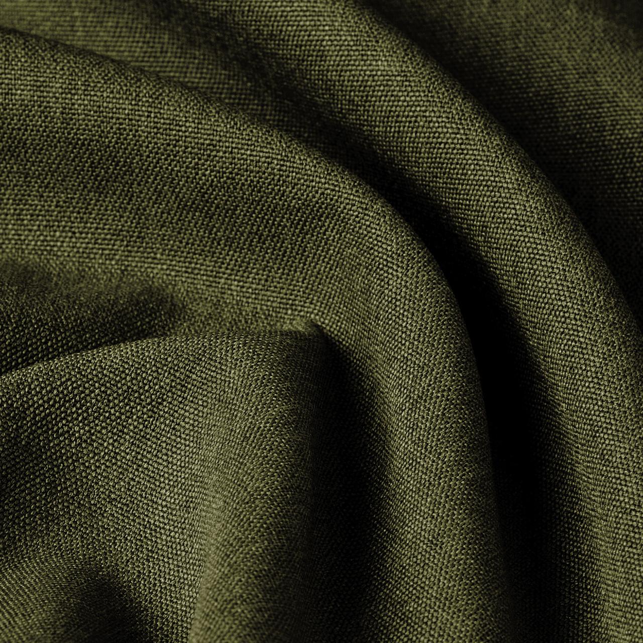 Блэкаут фактурный оливкового цвета 300см 85755v14