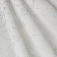 Скатертные ткани для ресторана цветочные узоры на сером 320см 85689v2