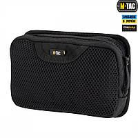 M-Tac вставка модульная карман на молнии Premium Black, фото 1