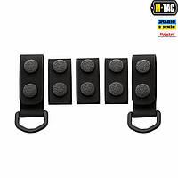 M-Tac крепления на тактический ремень (5 шт) Black, фото 1