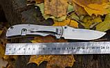 Нож складной Ganzo G723 зеленый, фото 7