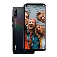 Мобильный телефон Huawei P40 Lite E 4/64GB Midnight Black (51095DCE)