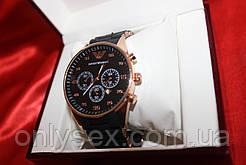 Часы Армани Эмпорио Black копия