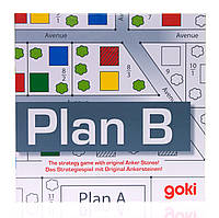 Настільна гра goki План Б 56843