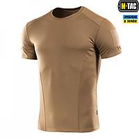 M-Tac футболка потоотводящая Athletic Velcro Coyote Brown, фото 1