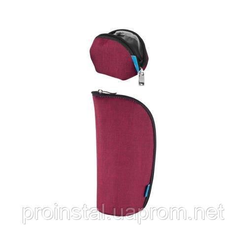 Набір (гаманець, чохол для пустушки) MyMia NV8806BORDEAUX бордовий