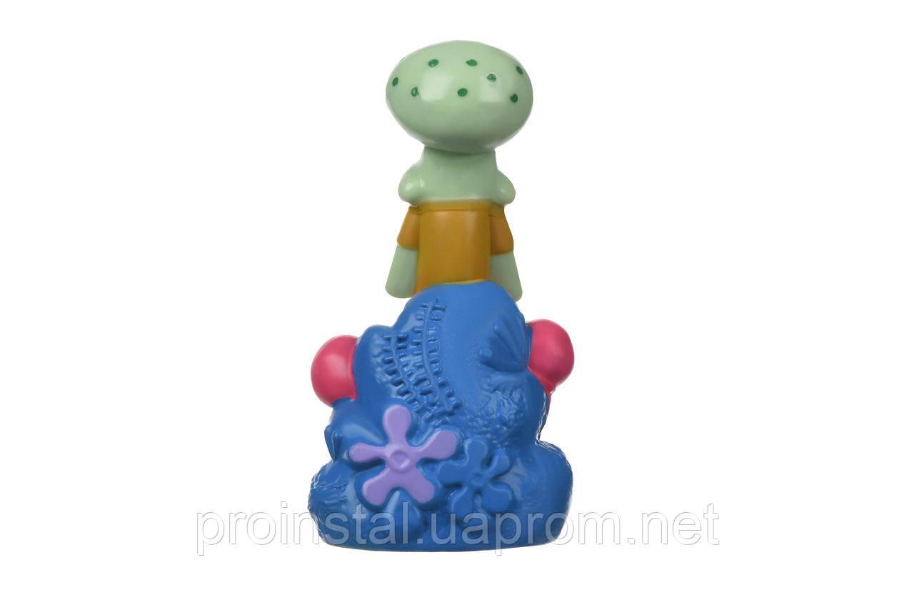 Игровая фигурка-сквиш SpongeBob Squeazies Squidward