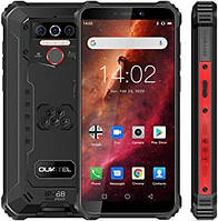 Защита IP68! Смартфон Oukitel WP5 PRO (black) - 4/64 Гб - ОРИГИНАЛ - гарантия!