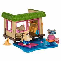 Игровой набор Li'l Woodzeez Пляжный домик 6252Z