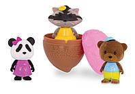 Іграшка Li'l Woodzeez Bobblehead 3 од Серія 3 63100Z