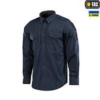 M-Tac рубашка Police Elite Flex Dark Navy Blue