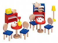Goki Набор для кукол Мебель для бистро