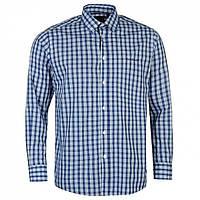 Рубашка Pierre Cardin Pierre Cardin Blue Check - Оригинал, фото 1