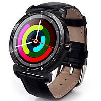 Розумні годинник Lemfo K88h Plus (Чорний)