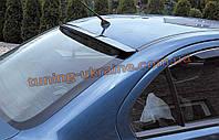 Бленда на стекло на Mitsubishi Lancer X