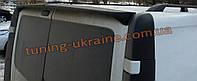 Спойлер на Renault Trafic 2001-2014 (распашонка) , фото 1