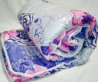 Одеяло двуспальное Евро 200х215см/Одеяло на овчине/Одеяло Лери&Макс/Ковдра вівняна