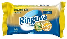 Хозяйственное мыло Ringuva 72% с желчью (150г.)
