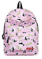 Рюкзак женский Панды Розовый RT, фото 1