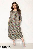Модные летние женские платья и туники от производителя