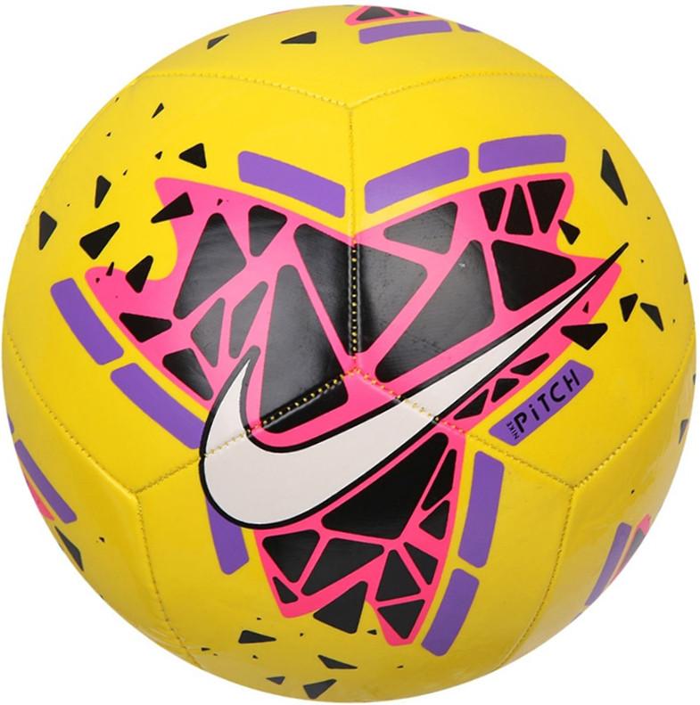 М'яч футбольний Nike Pitch SC3807-710 Size 5