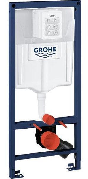 Инсталляционные системы Grohe Инсталляция для унитаза Grohe Rapid SL 38528001