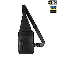 M-Tac сумка-кобура наплечная Premium Gen.IV Black