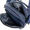 PODIUM Сумка Мужская Планшет нейлон Lanpad 6290 blue, фото 4