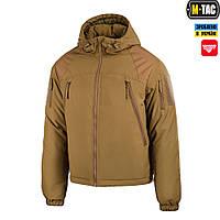 M-Tac куртка зимняя Alpha Gen.III Coyote Brown, фото 1