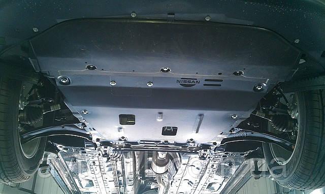 Защита картера двигателя Nissan (прайс)