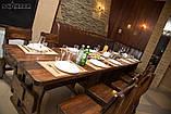 Деревянная мебель для ресторанов, баров, кафе в Мариуполе от производителя, фото 6