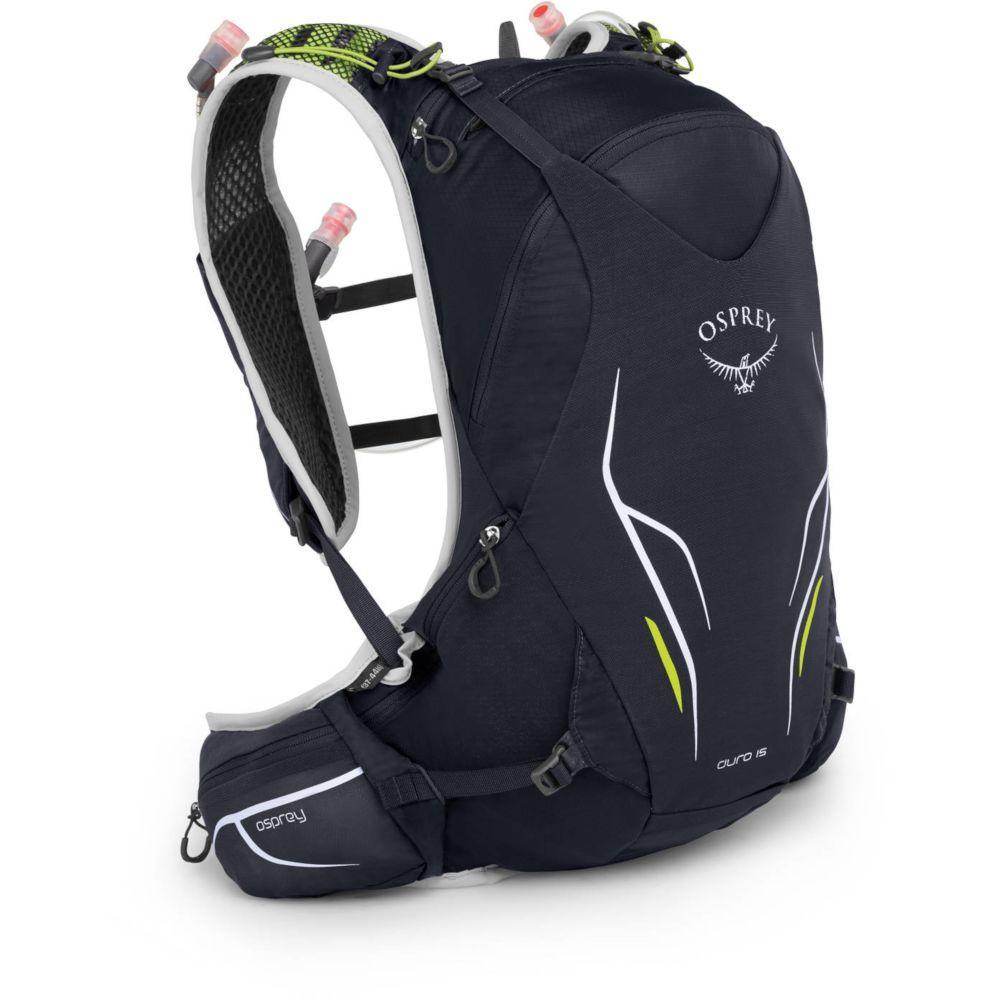 Рюкзак Osprey Duro 15 S/M Alpine Black