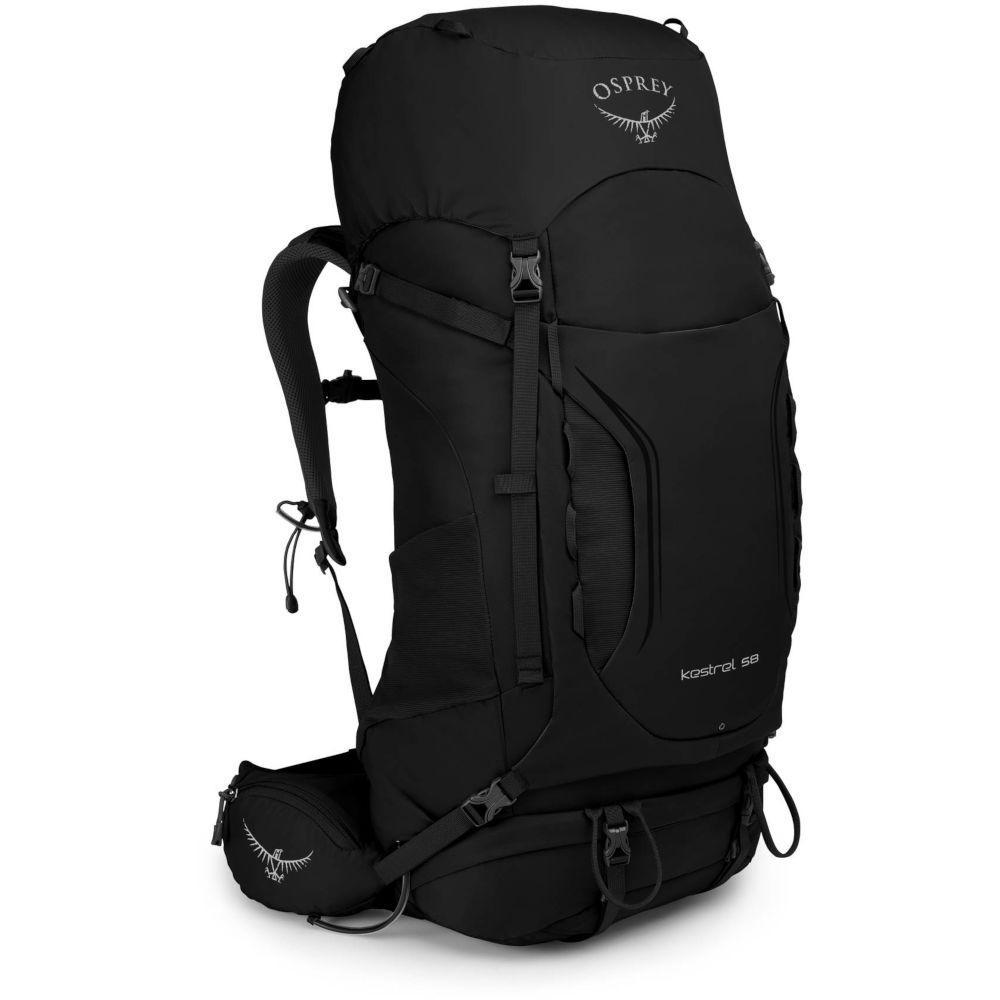 Рюкзак Osprey Kestrel 58 S/M Black