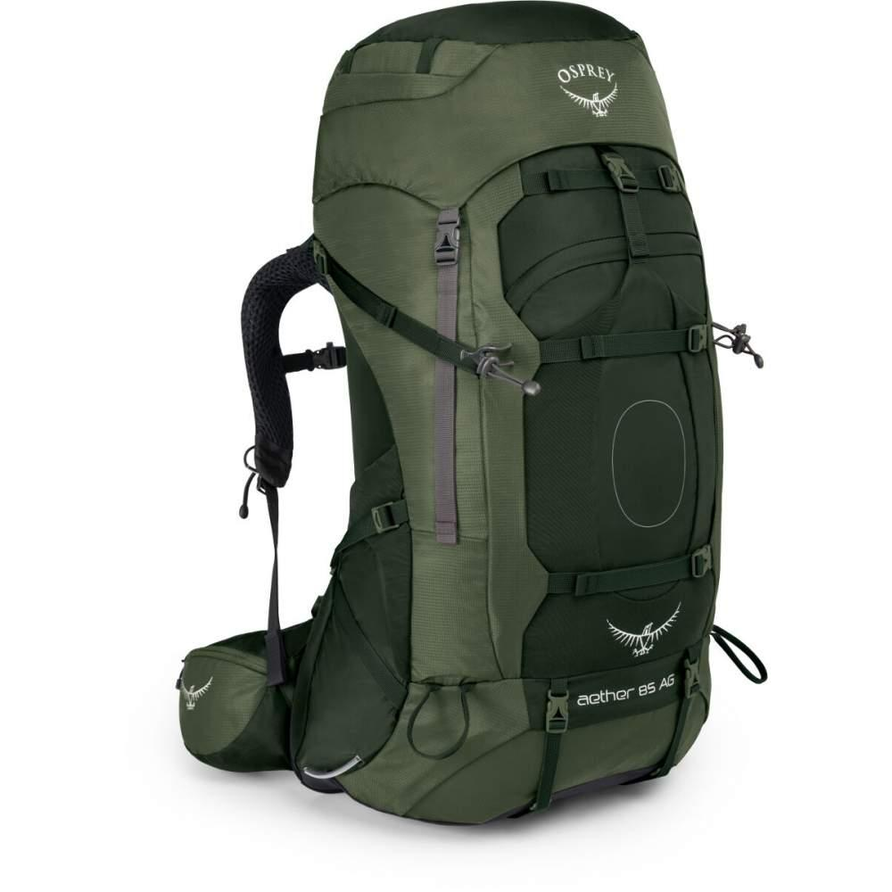 Рюкзак Osprey Aether AG 85 LG Adriondack Green