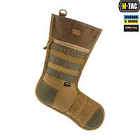 M-Tac Tactical Christmas stocking Coyote/Ranger Green, фото 1