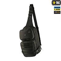 M-Tac рюкзак однолямочный Ant Pack Premium Black