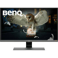 Монитор BENQ EW3270UE Grey-Black (9H.LGVLA.FSE)