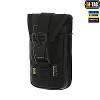 M-Tac подсумок для смартфона Premium Medium Black, фото 1