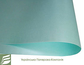 Дизайнерський картон Brilliant Star, перламутровий блакитний, 240 гр/м2