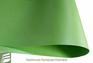 Дизайнерський картон Brilliant Star, перламутровий салатовий, 240 гр/м2