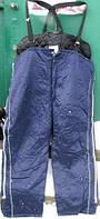 Утепленные брюки больших размеров
