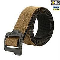 M-Tac ремень Double Sided Lite Tactical Belt Coyote/Black, фото 1